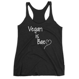 Vegan Is Bae - Women's Tank Top