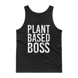Plant Based Boss - Men's Tank Top