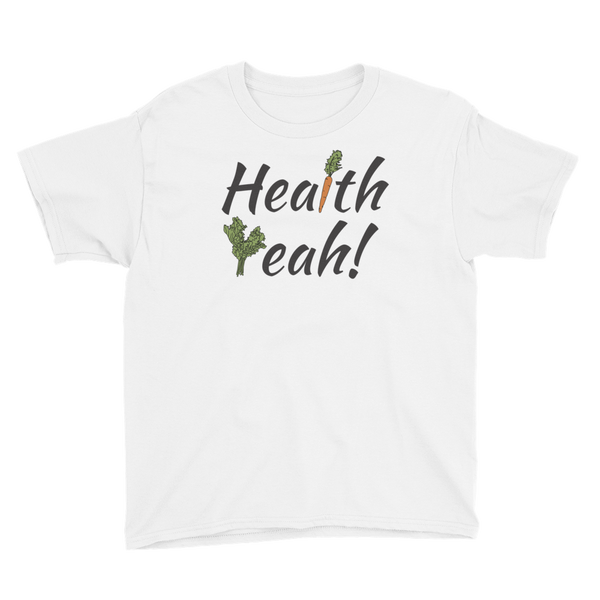Health Yeah - Youth Short Sleeve T-Shirt