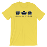 Animals are My Homies - Unisex T-shirt