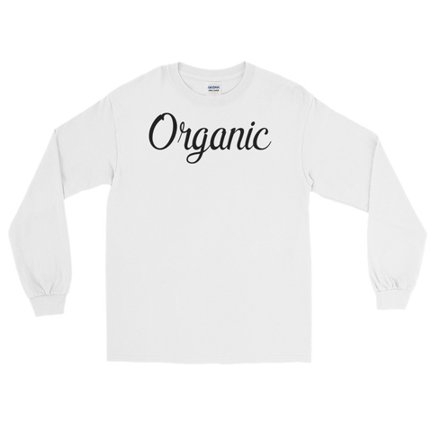 Organic - Long Sleeve T-Shirt