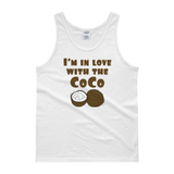 I'm in Love With the Coco - Men's Tank Top