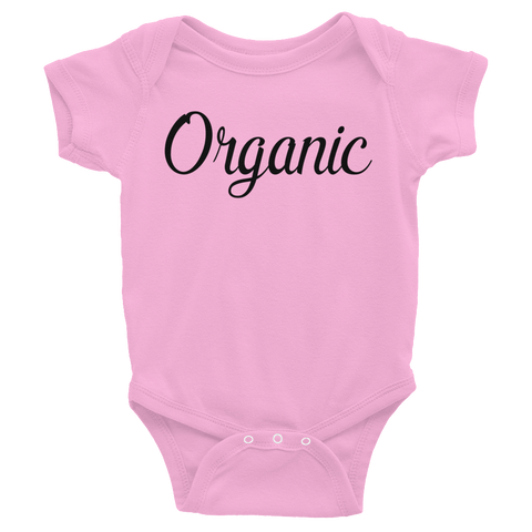 Organic - Infant Bodysuit