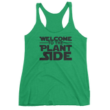 Welcome to the Plant Side - Women's Tank Top