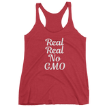 Real Real No GMO - Women's Tank Top