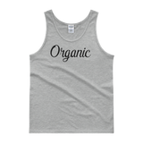 Organic - Men's Tank top (black ink)