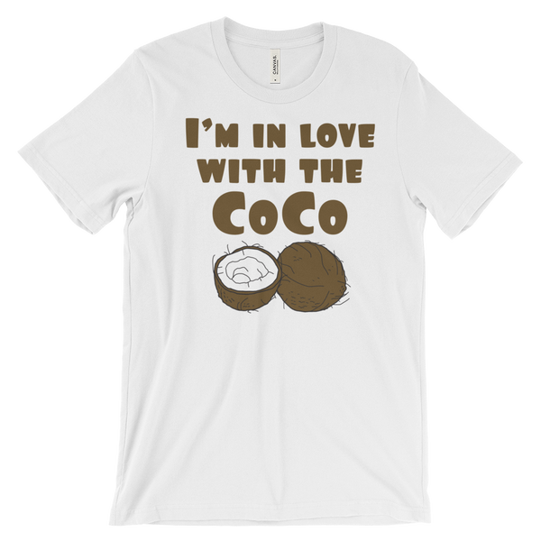 I'm in Love With the Coco - Unisex T-shirt