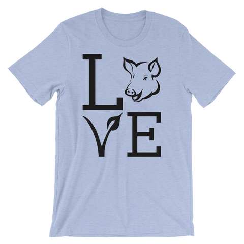 Love Pigs - Unisex T-shirt