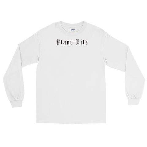 Plant Life - Long Sleeve T-Shirt