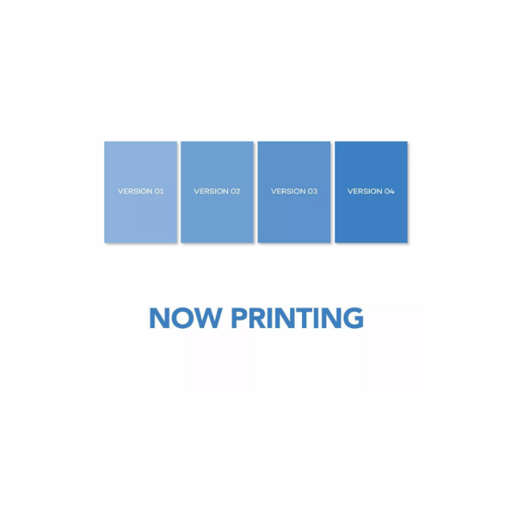 "BTS - ""Map Of Soul: 7"" Album (4 Versions) PRE ORDER"