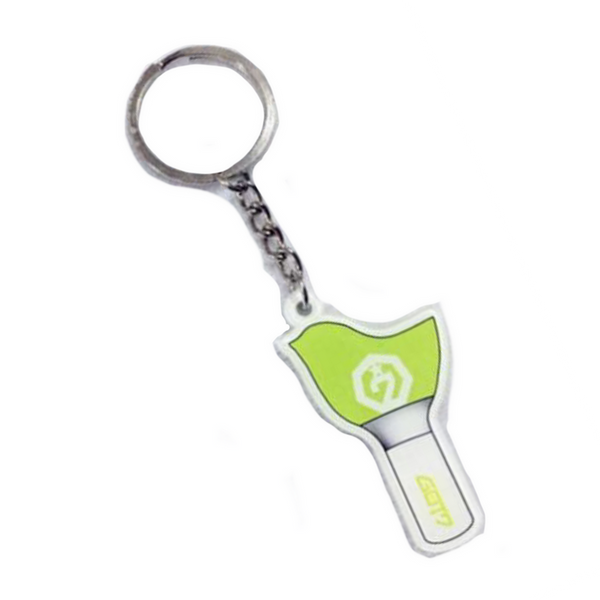 GOT7 - Light Stick Keychain