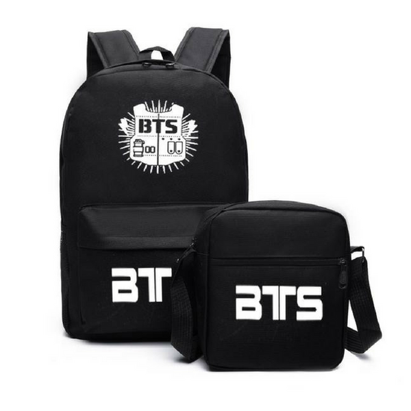 BTS - Canvas and Crossbody BP (Classic Logo)