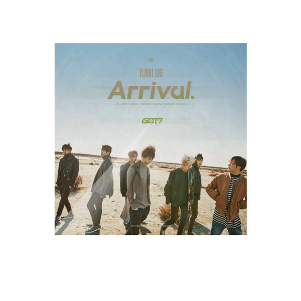 "GOT7 - ""Flight Log: Arrival"" Album (2 Vers.)"