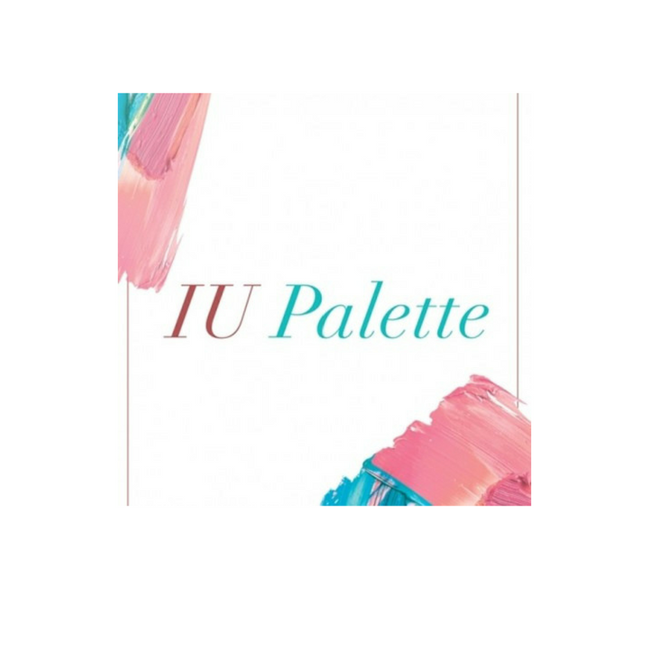 "IU ""Palette"" Album Vol. 4"