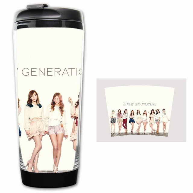 Girls' Generation Tumbler