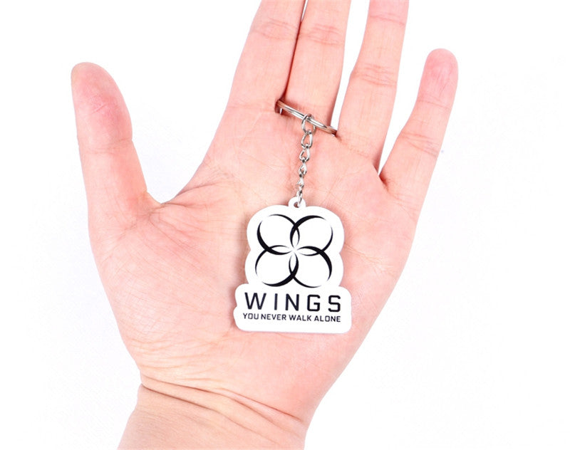 Wings - BTS Keychain