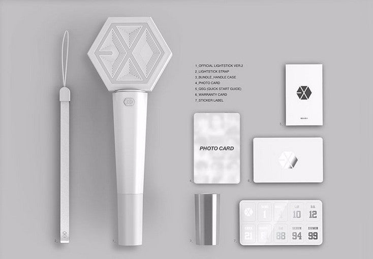 EXO Light Stick (Ver. 2)