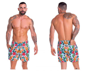 Arrecife 0907 Cactus Swim Trunks