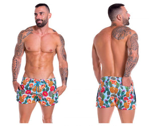 Arrecife 0908 Cactus Swim Trunks