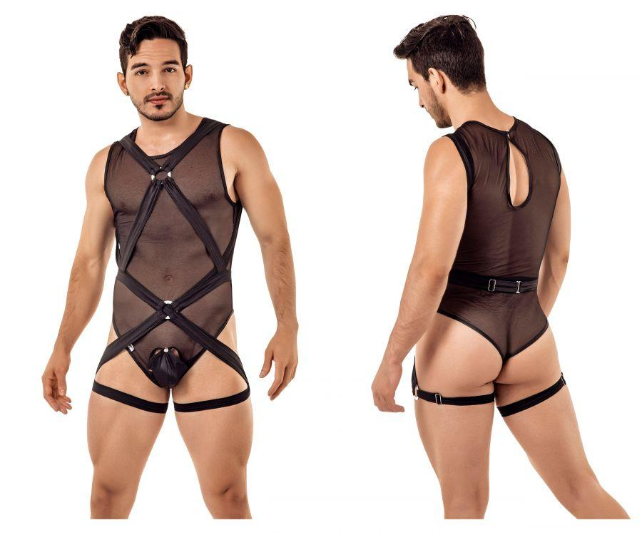 CandyMan 99408 Harness Bodysuit