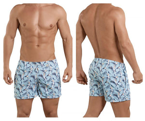 Clever 0683 Cockatoos Atleta Swim Trunks