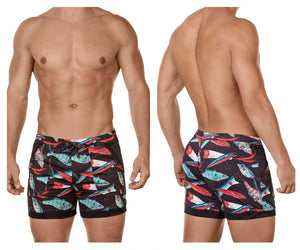Clever 0689 Real Swim Trunks
