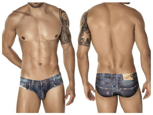 Clever 5201 Denim Jean Latin Brief