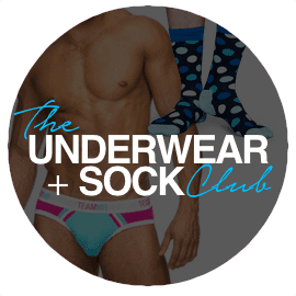 The Underwear + Sock Club
