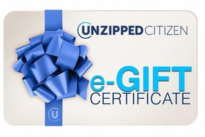 Gift Card - Gift Card - Unzipped Citizen