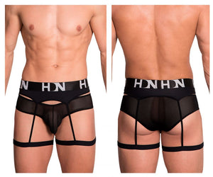 Hidden 953 Garterbelt Briefs