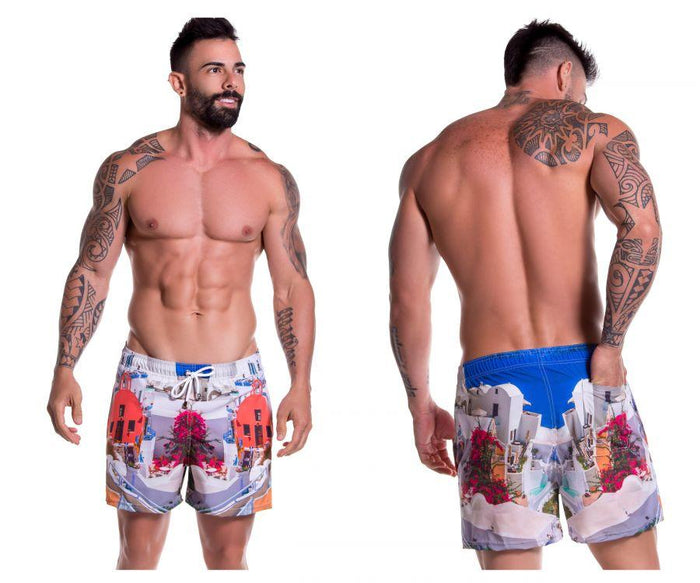 JOR 0776 Mykonos Short Swim Trunks
