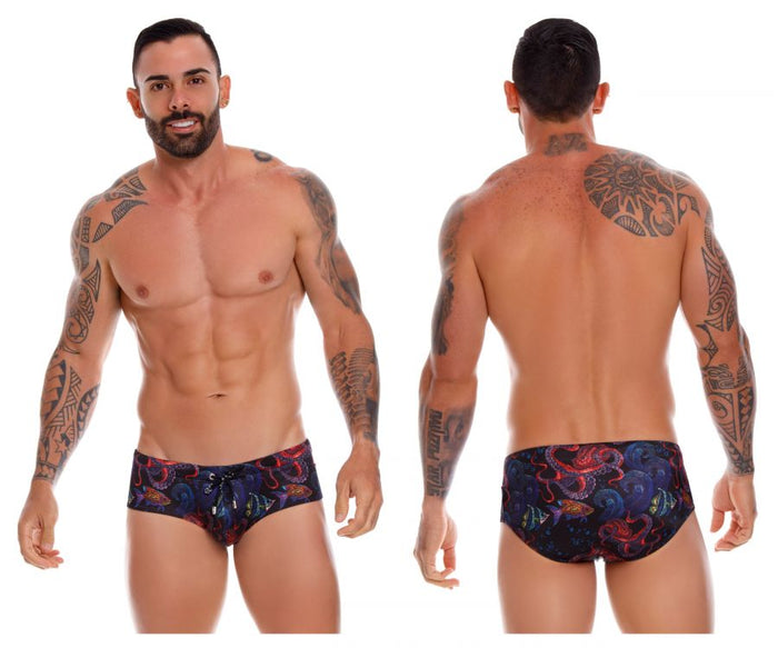 JOR 1033 Octupus Swim Briefs