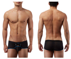 Male Power 135239 Clip Tease Clip Mini Short Boxer Briefs