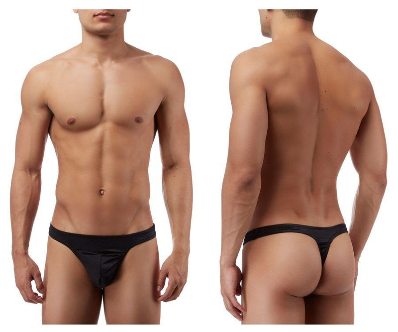 Male Power 442076 Satin Lycra Bong Thong