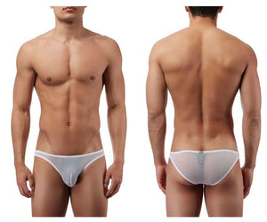Male Power PAK881 Euro Male Mesh Brazilian Pouch Bikini