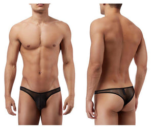 Male Power PAK884 Euro Male Mesh Full Cut Thong