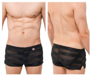 PetitQ PQ180906 Jock Athletic Shorts