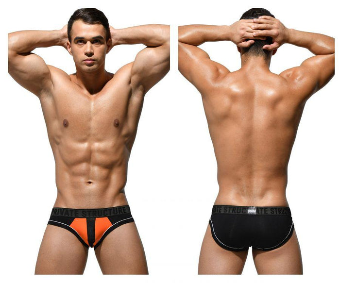 Private Structure PMUZ3784 Platinum Modal Mini Brief