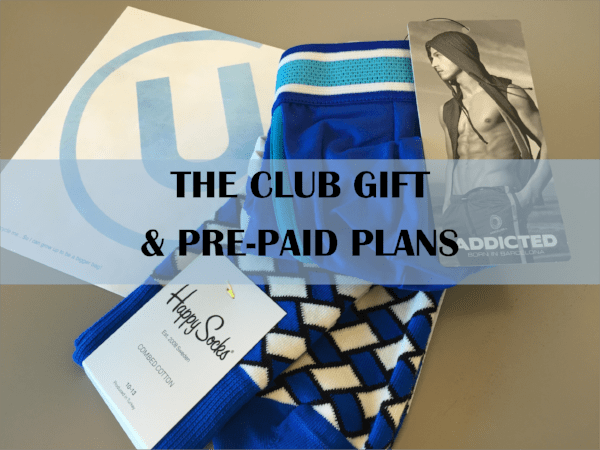 Monthly Underwear Club Gift Membership