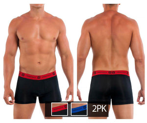Undertech 345503-960 2PK Knit Trunks
