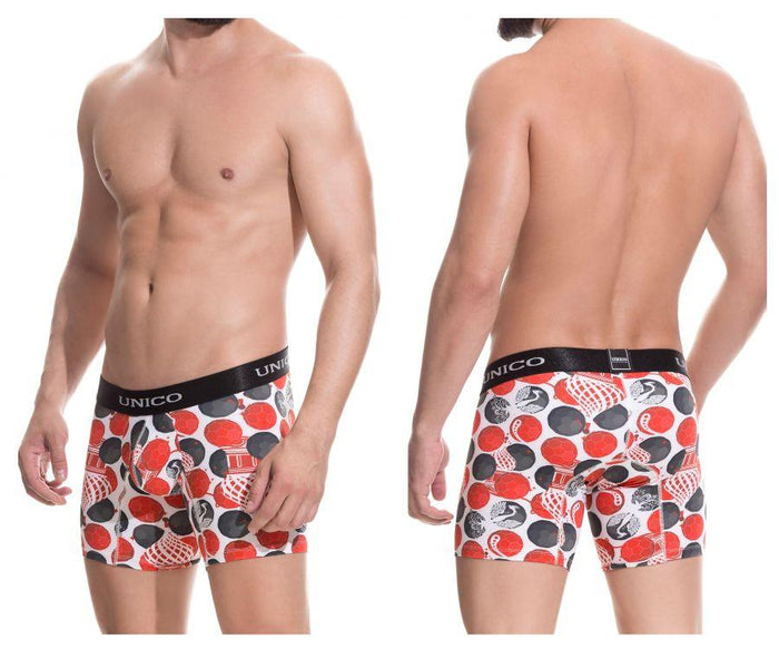 Unico 1802010022166 Boxer Briefs Ruso