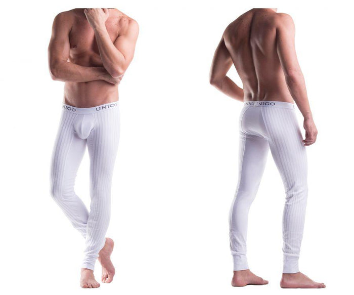 Unico 9610110100 Long Johns Cristalino