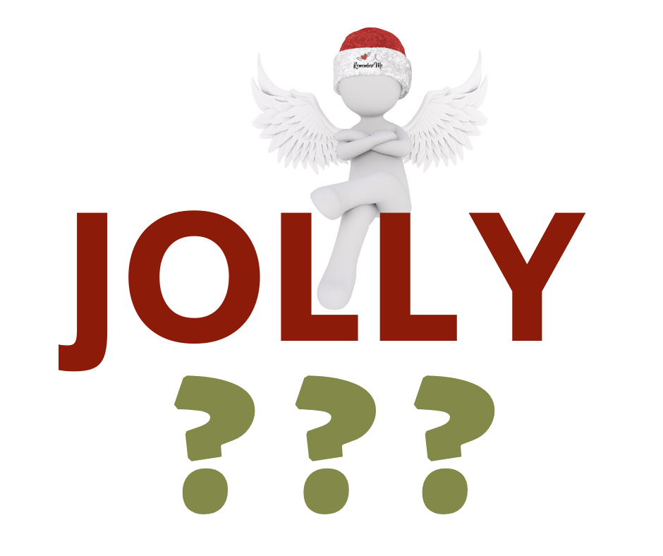 Who Is Stealing Your Jolly?