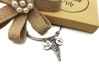 In Memory of Dad Jewelry - Sympathy Gift Ideas for Loss of Father - Remember Me