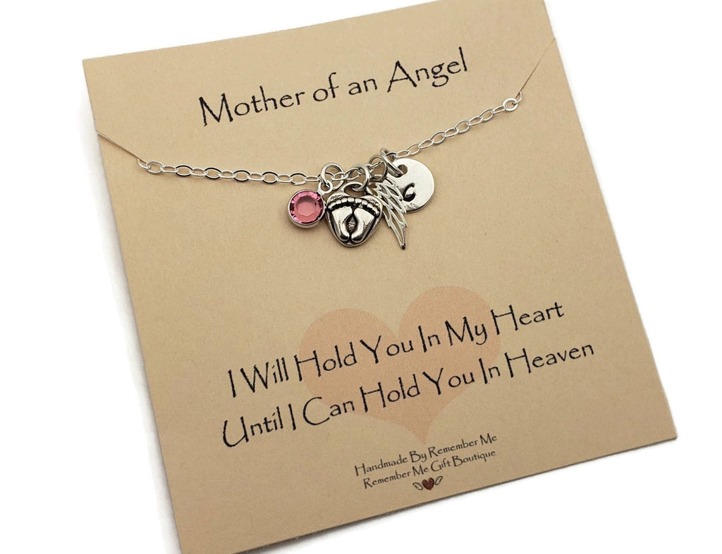 Infant Loss Jewelry - Memorial Gift for Loss of Child