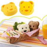 Lil' Bear Sandwich & Toastie Shaper