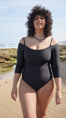 SANDY One Piece - BLACK