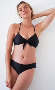 ARIEL Two Piece Bikini - BLACK