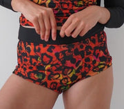 MADONNA BOTTOM - RED LEOPARD