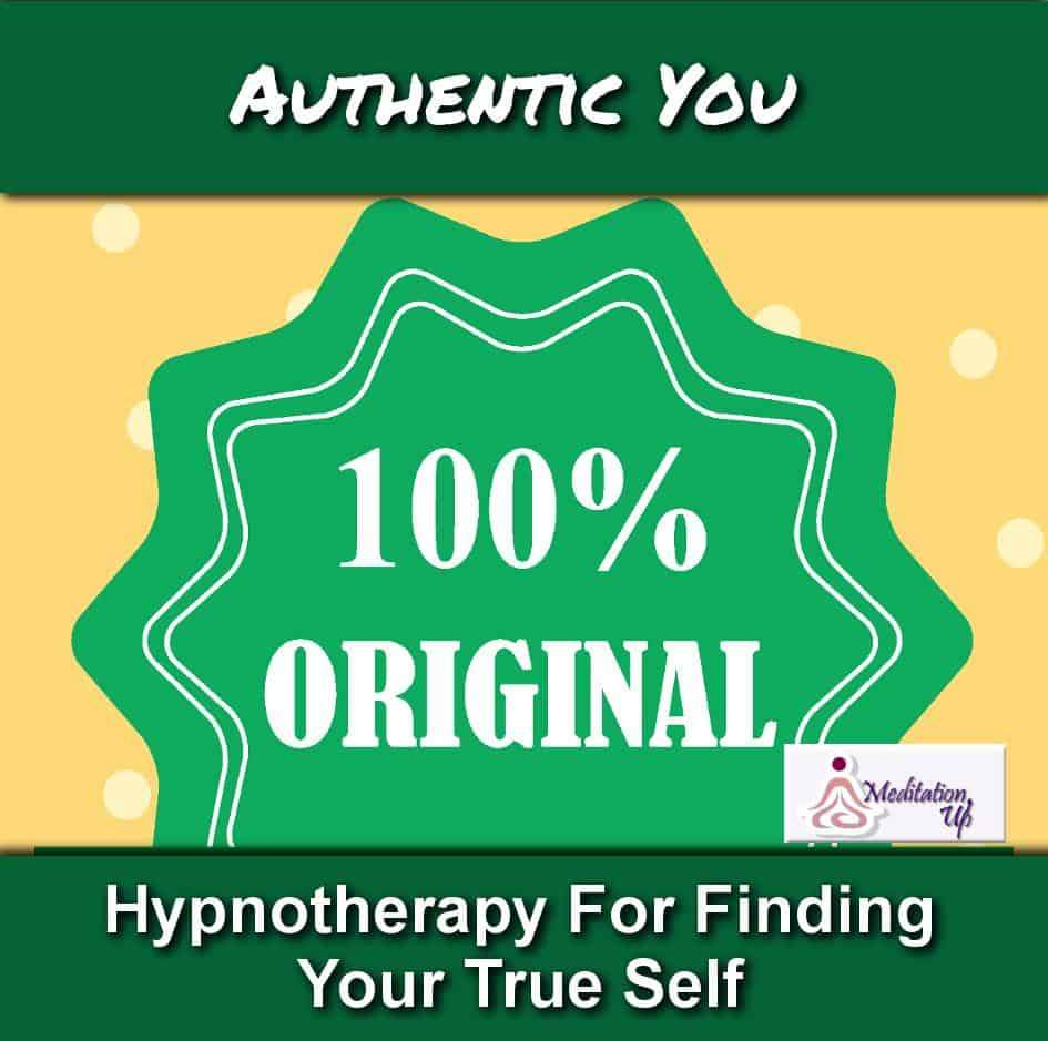 Authentic You Guided Hypnotherapy Audio - Meditation Up -